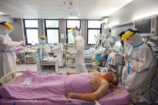 Klinicki centar Vojvodine infektivna klinika KCV korona centar foto Nenad Mihajlovic