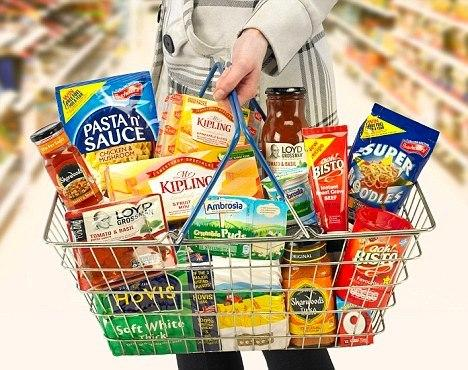 Packaged and processed foods