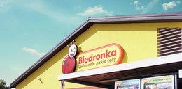 Nastolatek pobił pracownice Biedronki. Miał pecha