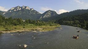 Spływ Dunajcem - sezon 2015 otwarty, nowość to e-bilety na konkretną godzinę