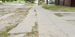 Wyremontują chodniki