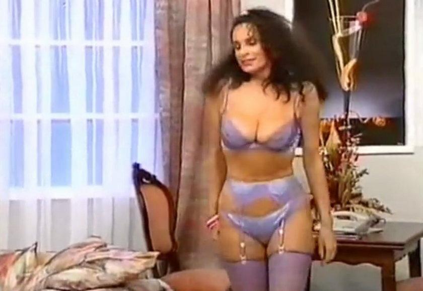 Teresa Orlowski przetarła szlaki porno dla Polek