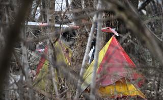 Święta: Od soboty strażacy wyjeżdżali do blisko 1300 pożarów, zginęło w nich 21 osób