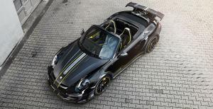 TechArt Gtstreet R 911 Turbo – za mało lansu?