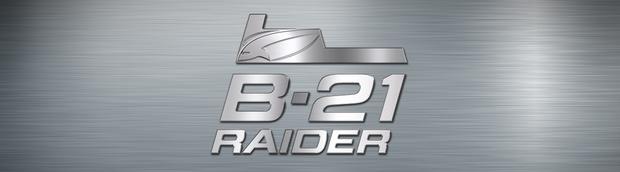 B-21 Raider - logo projektu