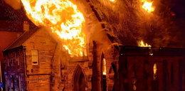 """Sprawca spalenia polskiego kościoła w Glasgow w rękach policji! """"Straszny cios dla ludzi"""""""