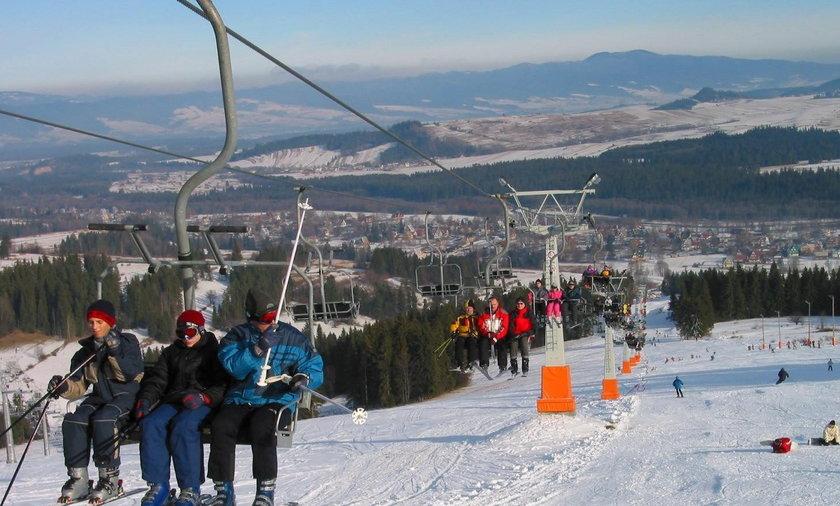 Najlepsze polskie stacje narciarskie