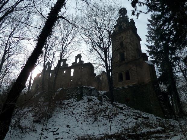 Pałac w Siedlimowicach