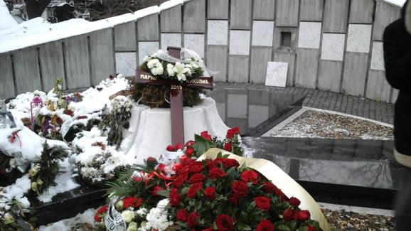 Sahranjen Marko Nikolić