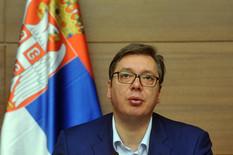 Vučić sa Srtbima sa Kosova