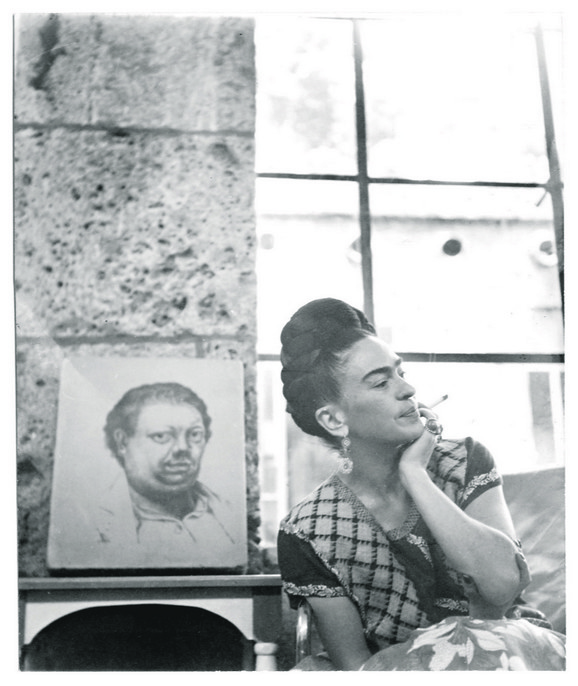 Pomogla Mustafi: Frida Kalo