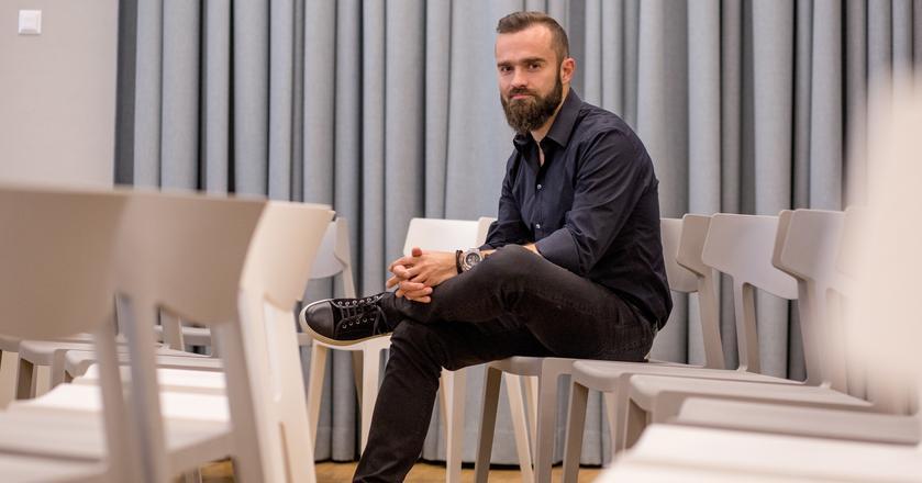 Sebastian Kulczyk jest prezesem Kulczyk Investments. Chce zainwestować 60 mln dol. w przedsięwzięcia z obszaru nowych technologii