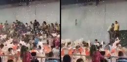 Wstrząsające nagranie z imprezy. Kilkadziesiąt osób rannych