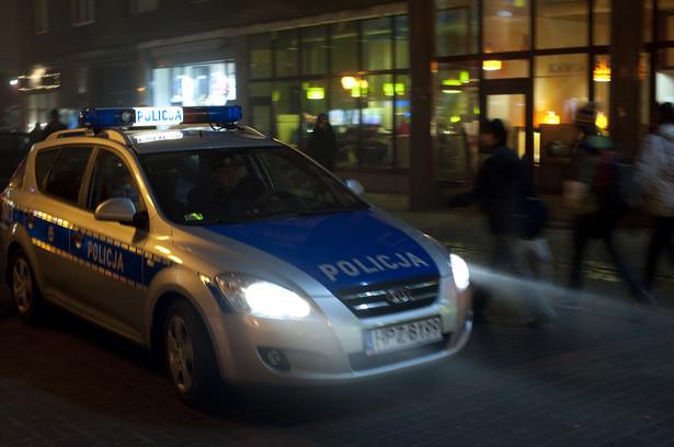 Policja. Foto: Radosław Cetra