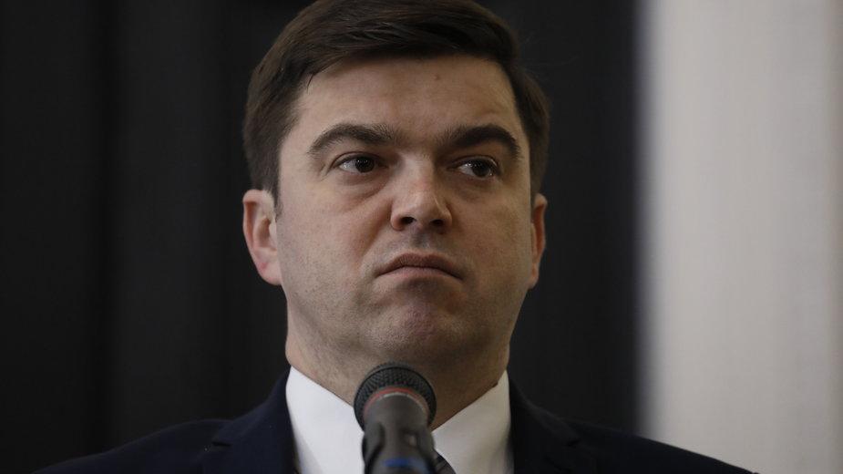 Wojciech Andrusiewicz, rzecznik Ministerstwa Zdrowia