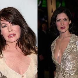 Lara Flynn Boyle ofiarą operacji plastycznych!