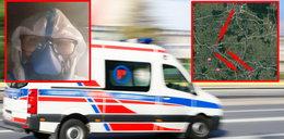Kierowca karetki ujawnia: Przez 8 godzin jeździłem z jednym pacjentem i nikt go nie chciał przyjąć!