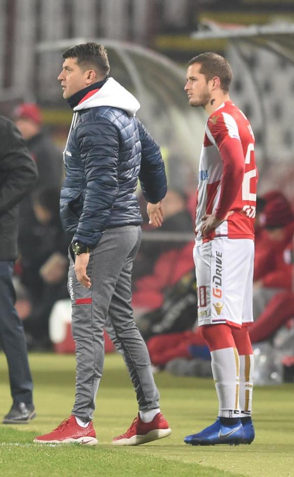Goran Čaušić i Vladan Milojević