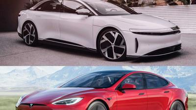 Lucid is the next Tesla, BofA says, dubbing it one of the most legitimate electric car startups
