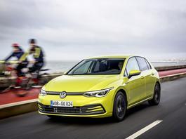 Volkswagen Golf VIII – kolejne wcielenie bestsellera