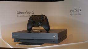 Xbox One X - dziś premiera nowej konsoli Microsoftu