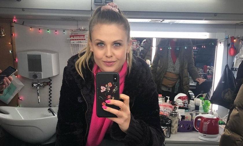 Anna Karczmarczyk jest w zaawansowanej ciąży. Spodziewa się pierwszego dziecka