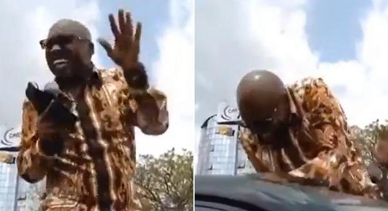 Jimi Wanjigi's convoy stoned in Migori