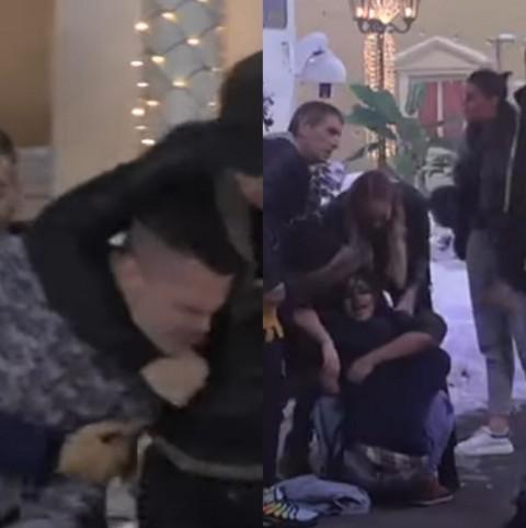DRAMA U TOKU NOĆI: Bane poludeo za Zerinom, odveli ga u zatvor, ona od šoka nije znala šta priča! (VIDEO)