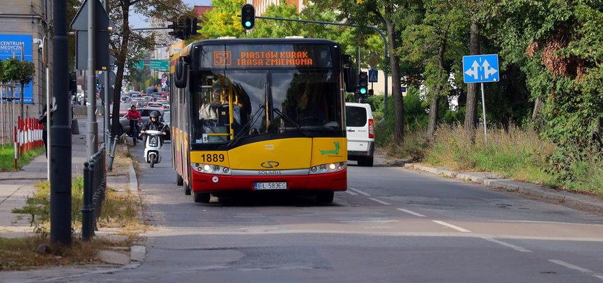 Remont na Sienkiewicza w Łodzi. Zmiany tras autobusów MPK.  Będą korki w centrum miasta.