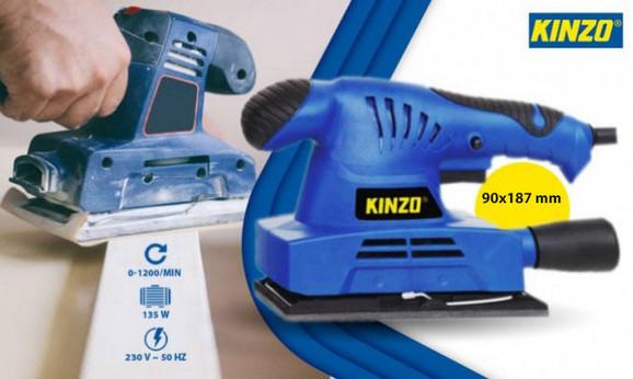 Kinzo vibraciona brusilica