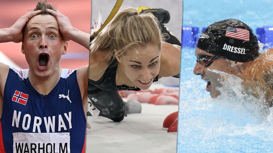 20 rekordów świata na IO w Tokio