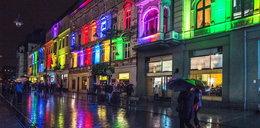 Festiwal światła trwa w Łodzi