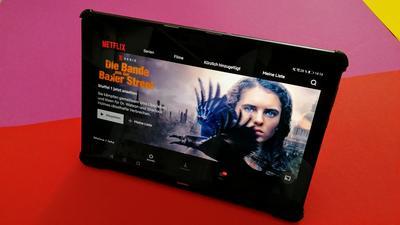 Streaming: Die besten Tablets für Netflix und Co. ab 100 Euro