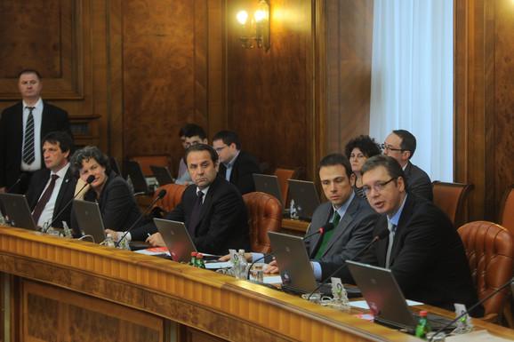 Napravljen precizan plan otpuštanja: Sednica Vlade Srbije