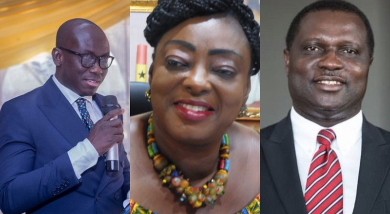 4 former deputy ministers made substantive ministers in Akufo-Addo's new government