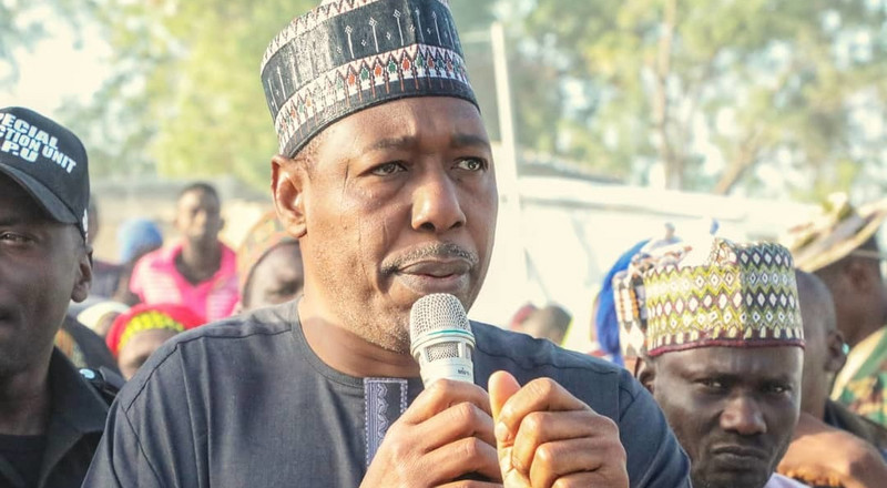 Gov Zulum confirms killing of 81 persons by Boko Haram in Borno