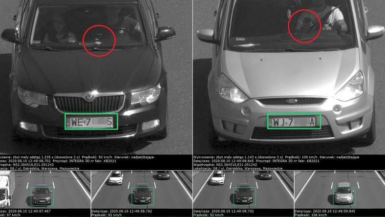 Koniec jazdy na zderzaku. Czym policja i GITD zmierzy odległość między autami?