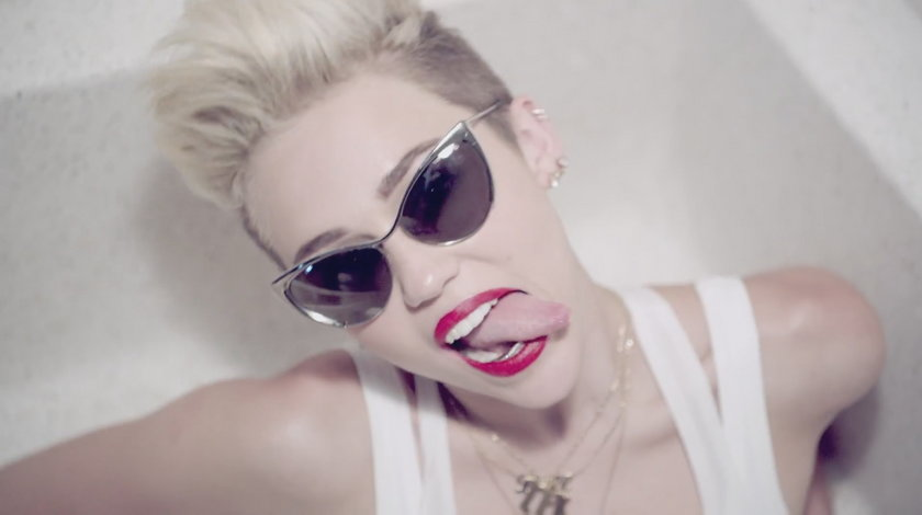 Teledysk Miley Cyrus We Can't Stop wideo