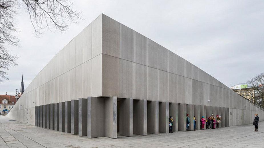 Centrum Dialogu Przełomy w Szczecinie. / Fot: KWK Promes / Juliusz Sokołowski