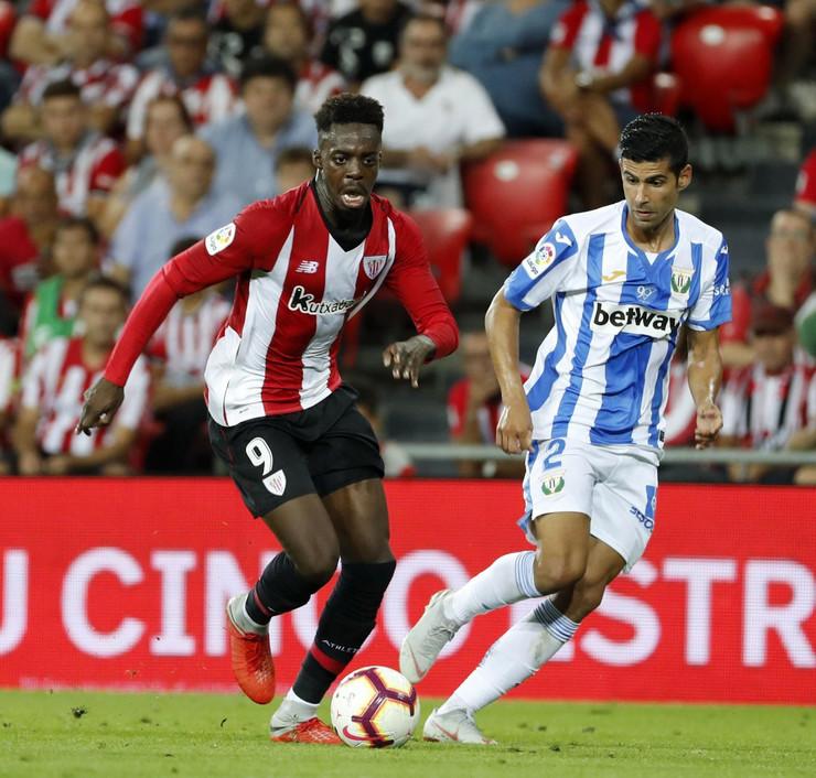FK Bilbao, FK Leganes