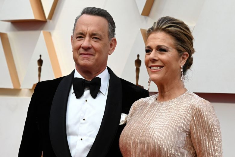 Tom Hanks and Rita Wilson are presently in Austrailia [TheStraitTimes]