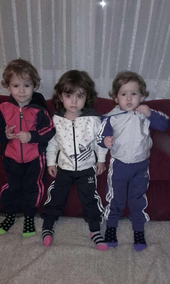 Lepe sestre Petrović: Helena, Sara i Danica