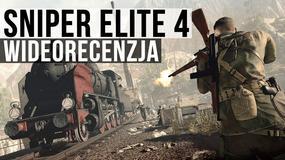 Sniper Elite 4 - wideorecenzja Gamezilli. Rewolucji brak, dobrej zabawy nie brakuje