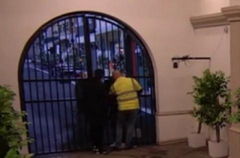 """REAGOVALO OBEZBEĐENJE: Miljana skočila na Ognjena Amidžića i molila ga da je izvede iz """"Zadruge""""!"""