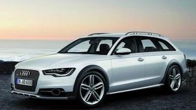 Audi A6 Allroad w pełnej okazałości