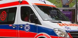 12-latka poważnie ranna w wypadku w Nowym Sączu