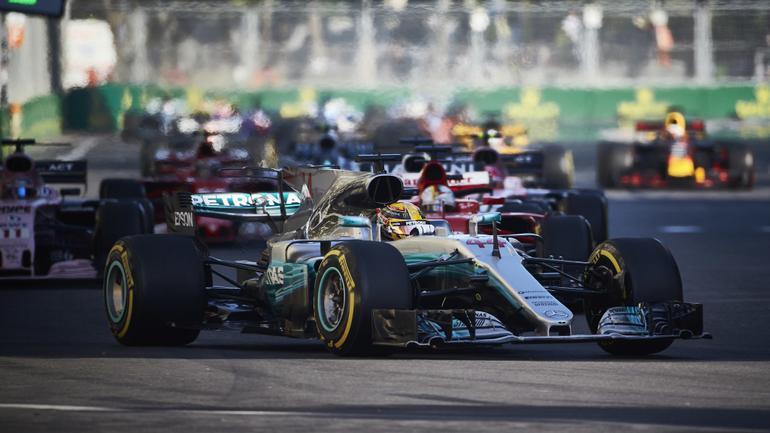 Grand Prix Austrii 2017
