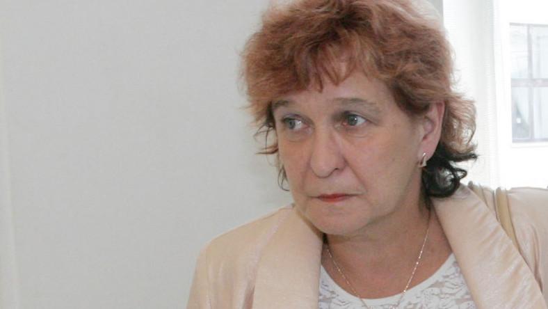 Łyżwińska skazana na 1,5 roku więzienia