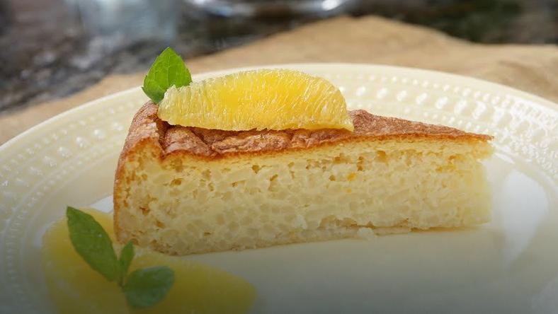 Ciasto Ryżowe Ewy Wachowicz