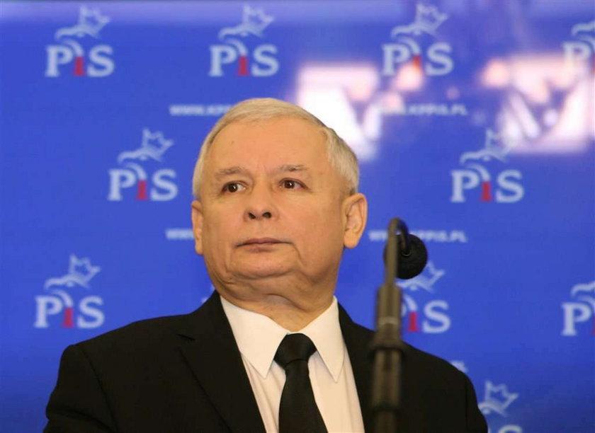 Kaczyński odrzucił ofertę Komorowskiego